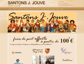 santonsjouve.com screenshot