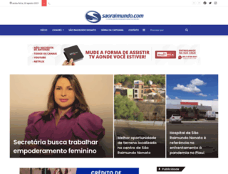 saoraimundo.com screenshot