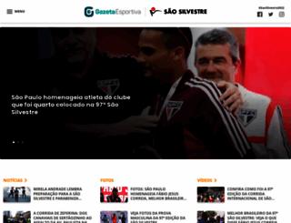 saosilvestre.com.br screenshot
