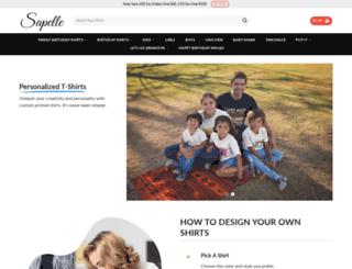 sapelle.com screenshot