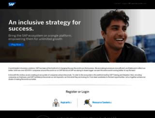 sapindiacareer.com screenshot