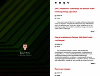 saqwel.ru screenshot