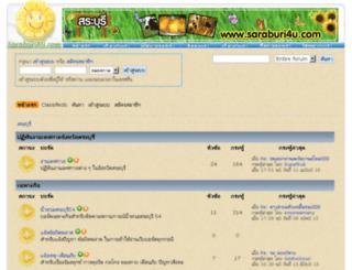 saraburi4u.com screenshot