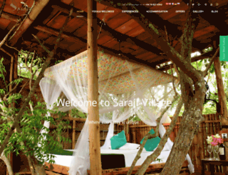 saraiivillage.com screenshot