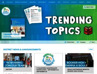 sarasotacountyschools.net screenshot