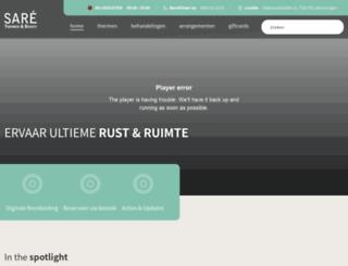 sare.nl screenshot