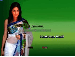sarees.com screenshot