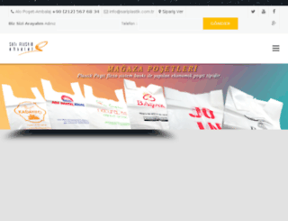 sariplastik.com.tr screenshot