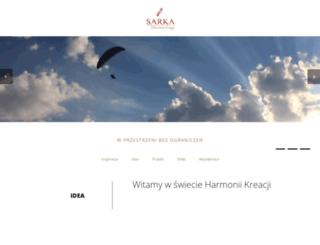 sarka.pl screenshot