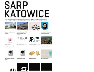 sarp.katowice.pl screenshot