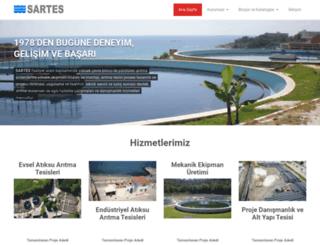 sartes.com screenshot