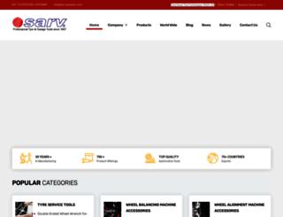 sarveshwari.com screenshot
