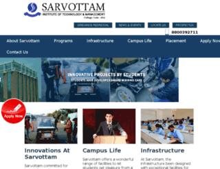 sarvottam.org screenshot