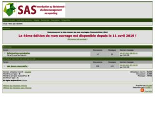 sas-sr.com screenshot