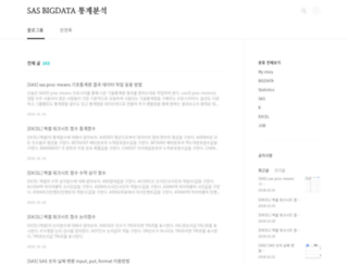 sasbigdata.com screenshot