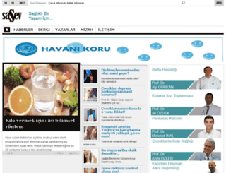 sasev.com screenshot