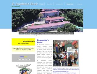 saskalimpong.com screenshot