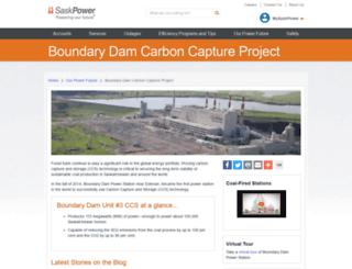 saskpowerccs.com screenshot