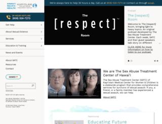 satchawaii.com screenshot