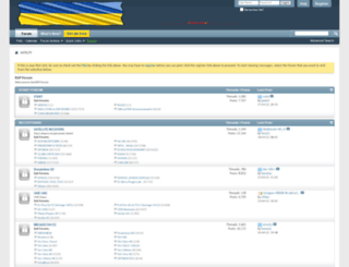 sateliti.info screenshot