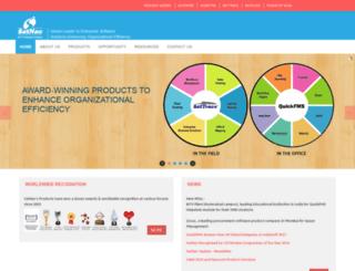 satnavtech.com screenshot