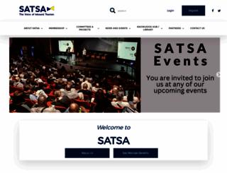 satsa.com screenshot