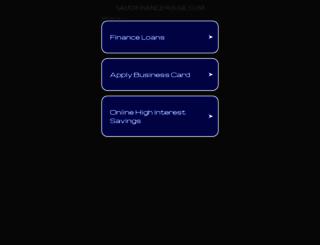 saudifinancehouse.com screenshot