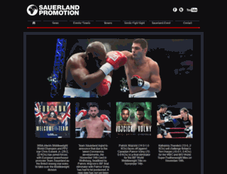 sauerlandpromotion.com screenshot