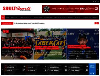 saultsports.com screenshot