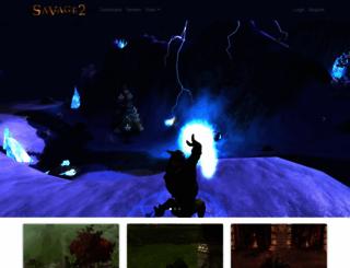 savage2.com screenshot