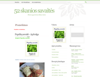 savaites.blogspot.com screenshot