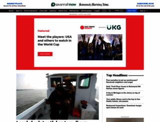 savannahnow.com screenshot