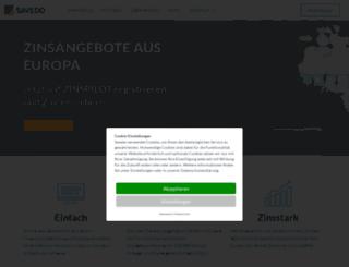 savedo.de screenshot