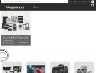 saveinkart.com screenshot