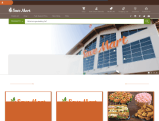 savemart.com screenshot