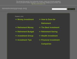 savemoneygroup.org screenshot