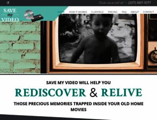 savemyvideo.com screenshot