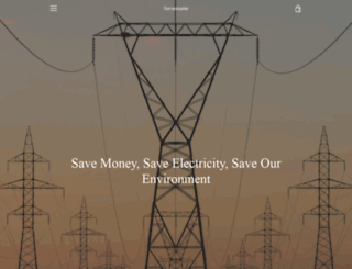 saveometer.com screenshot