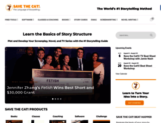 savethecat.com screenshot