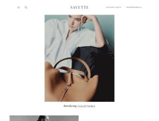 savette.com screenshot