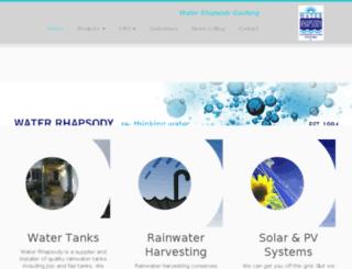 savewaterandenergy.co.za screenshot