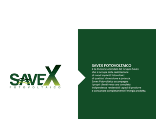 savex.com screenshot