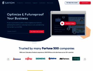saviom.com screenshot