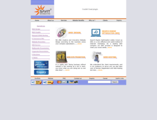 savitinteractive.com screenshot