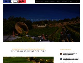 savoir-vivre-tv.de screenshot