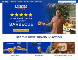 savorsummer.dixie.com screenshot