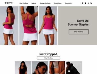 savvi.com screenshot
