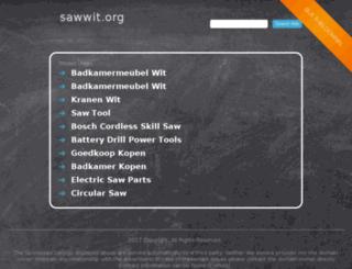 sawwit.org screenshot