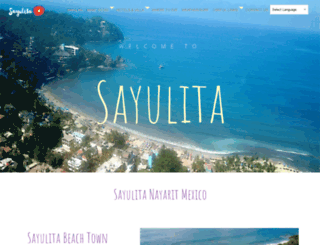 sayulita.com screenshot