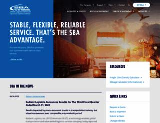 sbaglobal.com screenshot